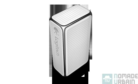 Mulot blanc pour ultrabook classe, test souris Logitech Cube