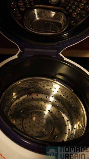 l 39 iphone 5 ne sait pas rissoler faire mijoter cuisiner cookeo si test du multi cuiseur. Black Bedroom Furniture Sets. Home Design Ideas