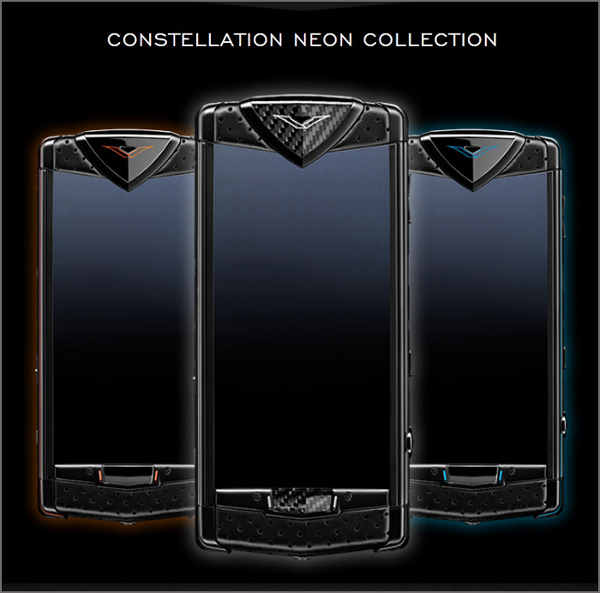 Smartphone stellaire