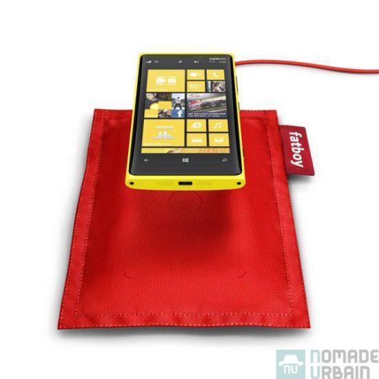 La lumière selon Nokia, Prise en main Nokia Lumia 920