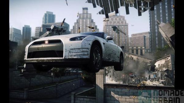 A la recherche de la nouvelle star du pilotage, Test Need for Speed : Most Wanted