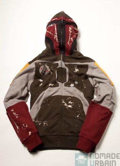 Hoodie à Wookiee par Ecko