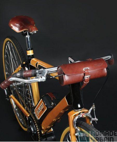 Le vélo électrique se fait enfin fashion, Scott H9C X Danny Schneider