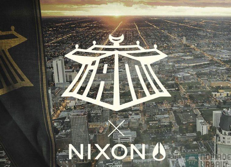 Nixon via la planète Marseille !