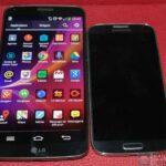 LG G Flex VS Samsung Galaxy S4