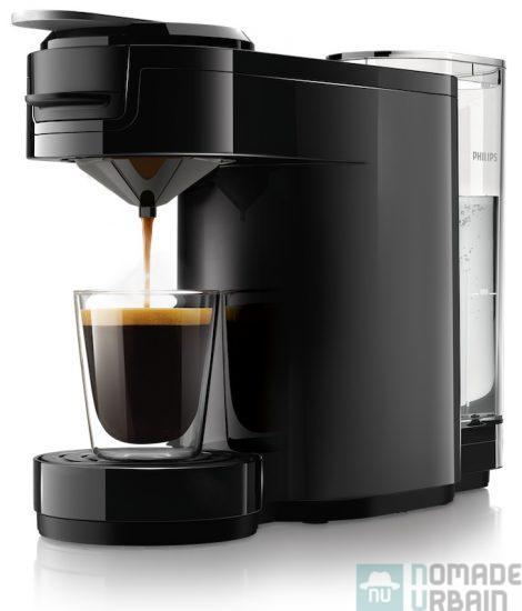 up la nouvelle senseo qui fait p tiller le caf. Black Bedroom Furniture Sets. Home Design Ideas
