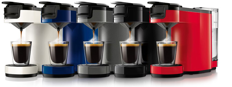«Up», la nouvelle Senseo qui fait pétiller le café!