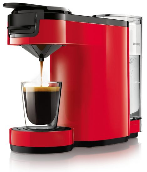 une machine p tillante pour un caf joueur test philips senseo up tech style food pop. Black Bedroom Furniture Sets. Home Design Ideas