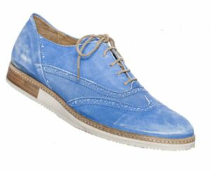 DKODE Derby semelle gomme Stone Washed