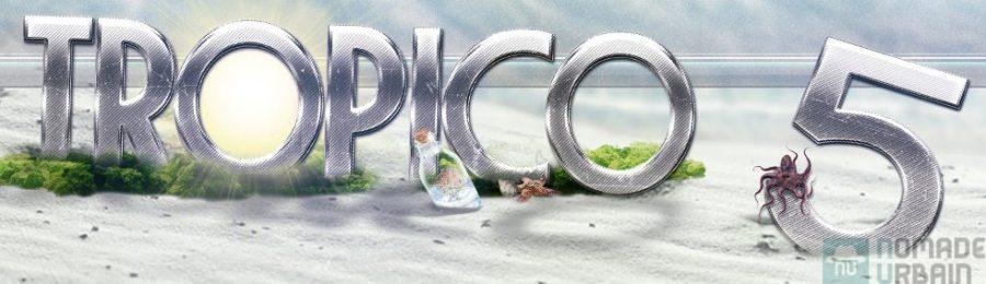 Tropico 5 titre