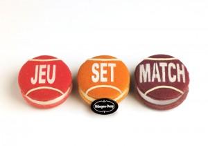 Häagen-Dazs - Roland Garros (Jeu, Set, Match)