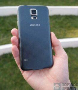 Samsung Galaxy S5 dos main