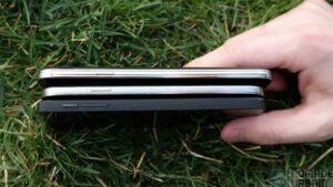 Samsung Galaxy S5 vs Galaxy S4 vs Google Nexus 5 tranche