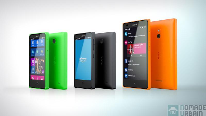 Quand Nokia se met au X! Test: Nokia X
