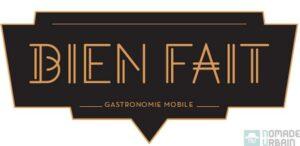 Bien Fait - Premier food truck bistronomique - 2014