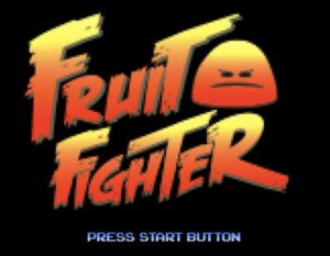 Fruit Fighter ouverture