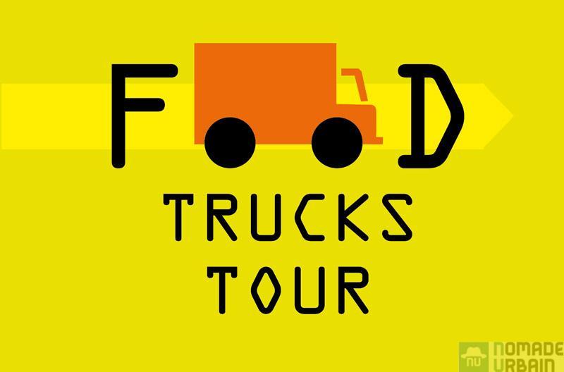 Le Food Trucks Tour, un rendez-vous de camions gastronomiques!