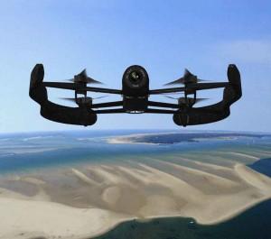 Parrot_BeBop Drone_vol solo 3
