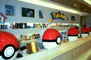Pokemon Center Paris Visuel Tokyo 1