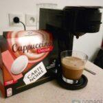 Senseo Up plus Cappuccino chocolat carte noire