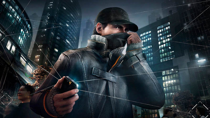 Hacker nomade pour piratage urbain : test Watch Dogs