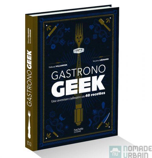 Recettes mystérieuses pour Geek gastronome