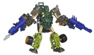 Jouet Hasbro TRANSFORMERS-CONSTRUCT-BOTS-WARRIORS-HOUND--WIDE-LOAD-ROBOT