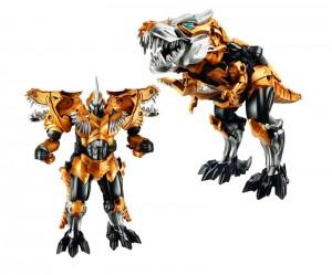 Jouet Hasbro Transformers Flip & Change dino