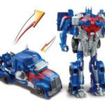 Jouet Hasbro Transformers one step magic optimus prime