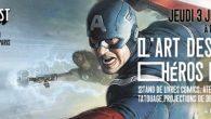 L'exposition l'Art des Super Héros Marvel à Art Ludique est un énorme carton. Comme quoi, Star Wars n'est pas l'Alpha et l'Omega d'une certaine culture Geek (qui de toute façon à mes yeux est avant tout de la culture populaire et ne […]