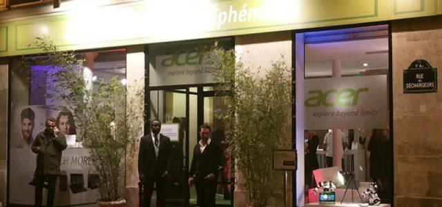 Acer est l'un des premiers à dégainer son lieu éphémère pour les fêtes de fin d'année. Située 15 rue de Châtelet (du 21 novembre au 19 décembre 2014 à quelques pas du centre commercial des Halles en pleine rénovation. Assez éloigné du […]