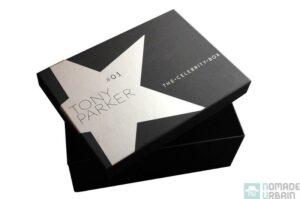 Celebrity Box Tony Parker - Visuel 4