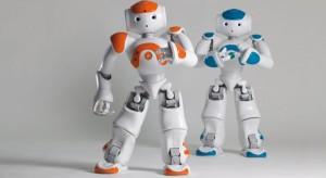 figurine aldebaran roboto NAO 2