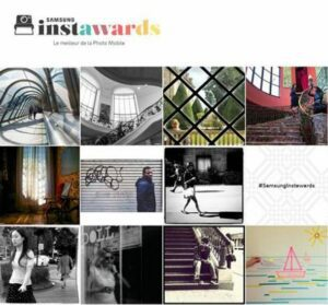 samsung instawards