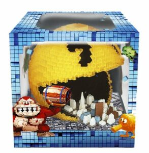PIXELS_Collector Blu-Ray lampe PACMAN 2