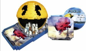 PIXELS_Collector Blu-Ray lampe PACMAN 3