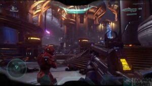 Test Halo 5 capture 3