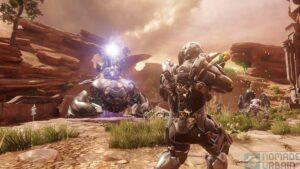 Test Halo 5 capture 5