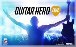 test guitar hero live ouverture