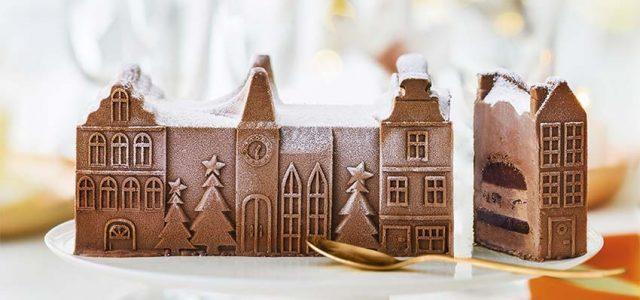 Les fêtes sont l'occasion d'agapes mémorables, mais il y a aussi l'avant et l'après, sans parler de la Saint-Silvestre. Voici quelques idées de gourmandises aussi bien solides que liquides, ici la Bûche glacée Village de Noël par Picard.Peut-être pas aussi prestigieuse que […]