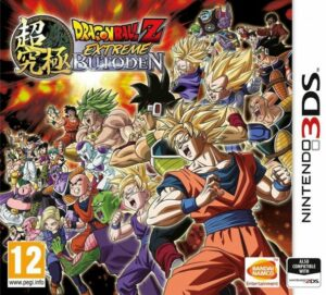 Dragon Ball Z Extreme Butôden 3