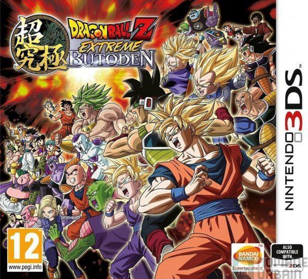 Un jeu vidéo pour Noël 8/12, Dragon Ball Z : Extreme Butôden, la castagne ultime