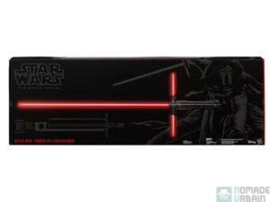 Kylo Ren sabre laser Fx Deluxe Star Wars 7 3