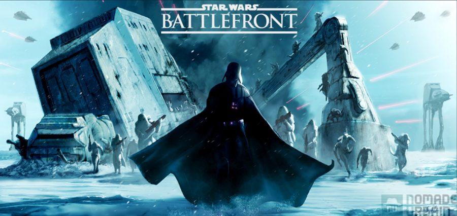 Un jeu vidéo par jour 1/12, EA BattleFront, Troufion des étoiles