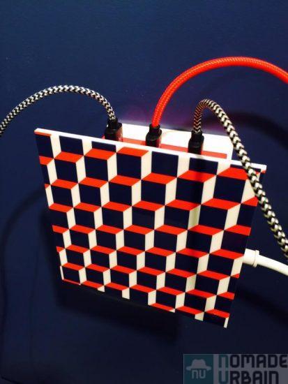 Un cadeau par jour 18/18, USBePower Hide, Charge rapide et esthétique