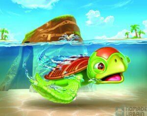 robo turtle 3