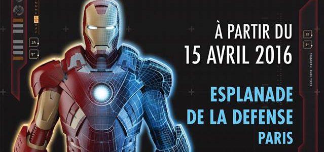 Les Avengers sont au centre d'une exposition unique au Discovery sur Times Square, la «Marvel's Avengers S.T.A.T.I.O.N. ». Elle met autant en scènes l'univers et personnage de l'univers Avengers, qu'elle cherche à proposer des réponses rationnelles,scientifiques, aux phénomènes et technologies mises […]