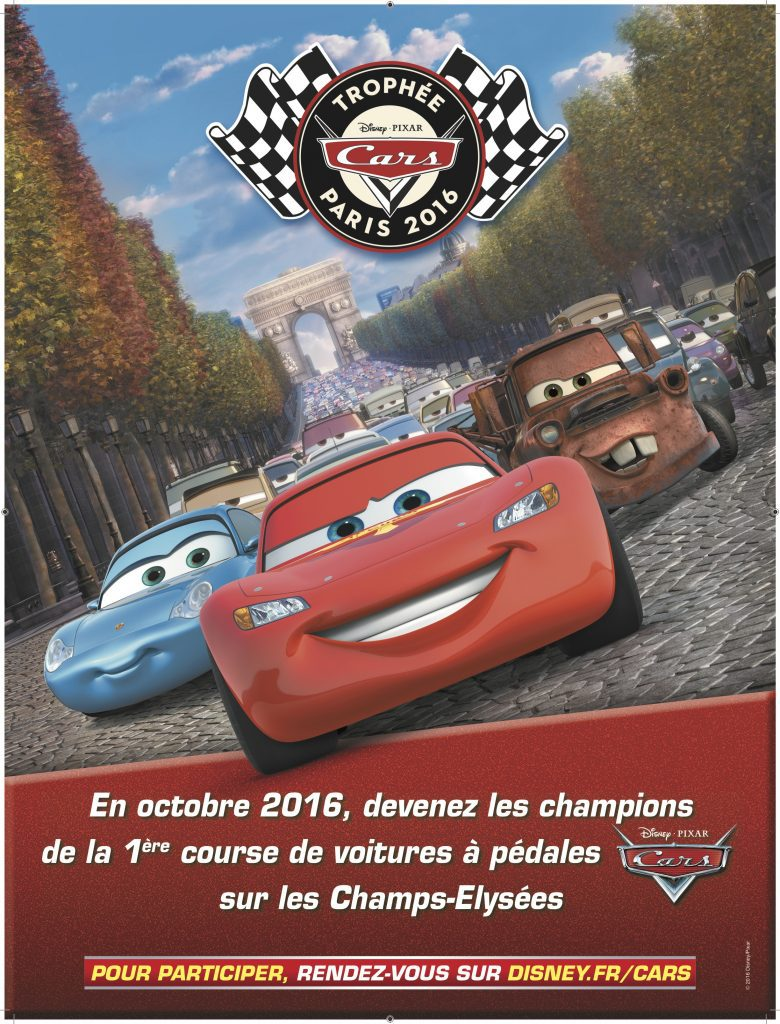 Poster Trophee Cars - 400x530