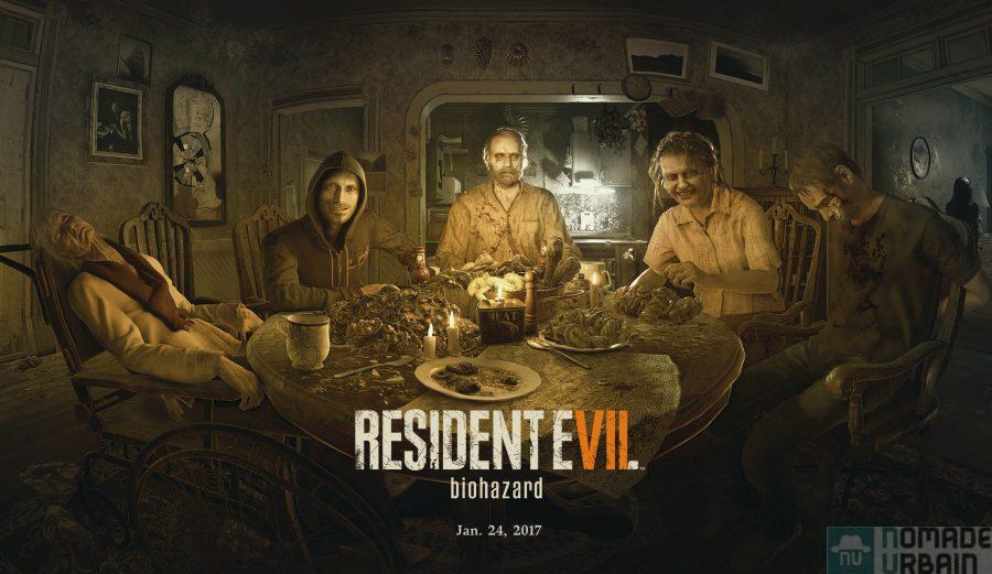 Resident Evil 7, immersion au sein de la peur