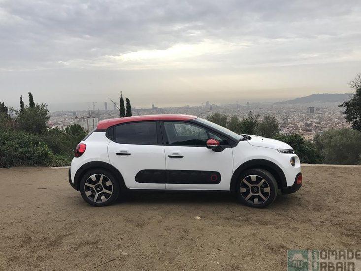 Essai de la CitroënC3, de la petite urbaine à l'icône fashion